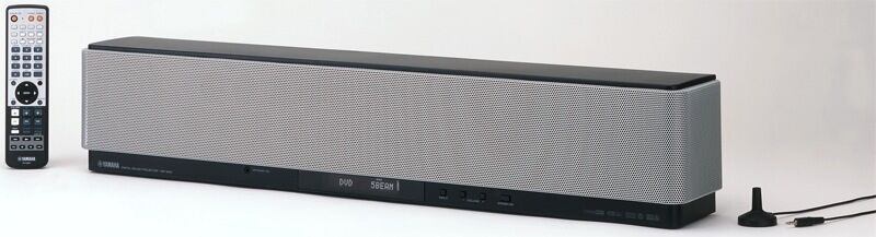 YAMAHA YSP 800 Home Cinema Surround Sound Bar - with ...