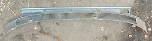 1961-62 Pontiac cowl vent