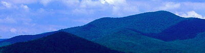 Blue Rolling Hills