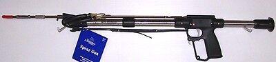 Ab Biller Stainless Steel Speargun (A.B.Biller Professional 32 Stainless Steel Spear Gun -)