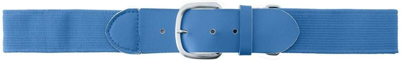 Academy Sports Brand New Baseball Belt - Columbia blue -2 PACK- w/size 18in-34in