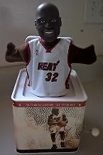 NBA Upper Deck JOX Box Series 2,Jack in The Box Shaquilie O'Neal