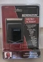 Remington Micro Screen Travel Shaver