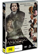Amazing Grace DVD NEW