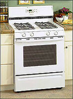 Gas Stove MAYTAG with FREE RANGE HOOD!