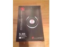 BRAND NEW Red Headphones £5