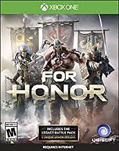 For Honor - Used once