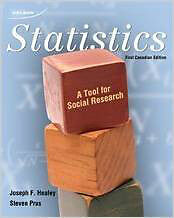 Statistics: A Tool for Social Research Paperback
