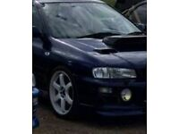 Subaru UK 2000 turbo parts wanted