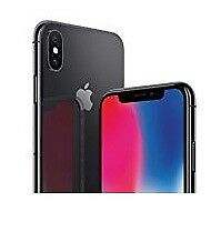 IPhone X space grey 256 GB - sealed