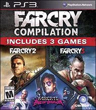 FarCry Compilation Xbox 360