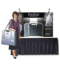 Pactiva Table Top Display - Trade Show Table Top