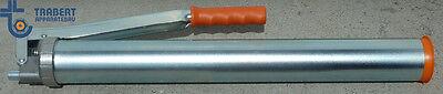 Injektionspresse 1100ccm mit Deckel zum einfachen Nachfüllen, Injektionspacker