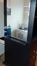 CUSTOM MADE hairdressing station available Jan 1/16