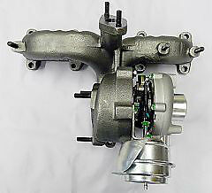 VW JETTA,GOLF,BEETLE 1999-2003 TDI ALH TURBOCHARGER