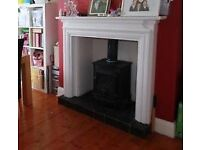 Montrose Woodburner style Gas Fire