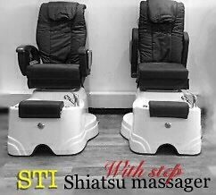 Nail Salon Equipment, Bench style, pipeless pedicure chair West Island Greater Montréal image 5