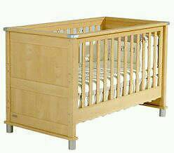 Used Mamas and Papas Modensa cot beds