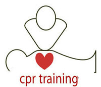 Upcoming CPR courses in Saint John NB