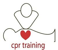 CPR classes!