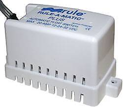 Rule-A-Matic Plus float Switch O'Connor Fremantle Area Preview