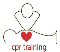 CPR course-Heart Saver AED level C-Heart and Stroke Foundation