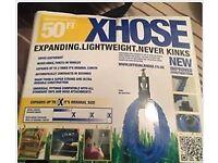 100 foot x hose=[2x25 +50 feet or 1x75+25 f