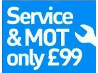 ☆ On-Route Vehicle Repair ☆ Mots ☆ Tyres ☆ Servicing ☆ Exhausts ☆ All Work Covered ☆