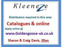 Kleeneze Distributors Wanted across the Islands