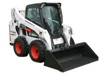 Skidsteer (Bobcat) and Dumptruck Services, Snow Removal /Hauling