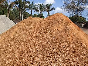 Sand and gravel supply's