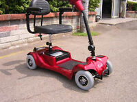 Mobility Scooter Rio 4