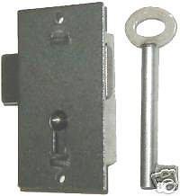 REPAIR PARTS FLUSH MOUNT LOCK & KEY M1846