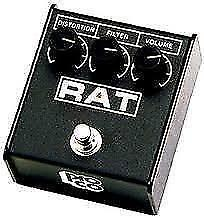RAT 2 Distortion  Pro Co pédale neuve