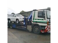NATIONWIDE VEHICLE RECOVERY SERVICE/BREAKDOWNS/VEHICLE TRANSPORT - 24/7 (NATIONWIDE SERVICE)