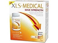 Ultimate Strength fat absorption (active ing. double Alli & XLS MAX Strength)