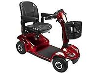 invacare leo mobility scooter as new as you will ever get ever not even done one mile