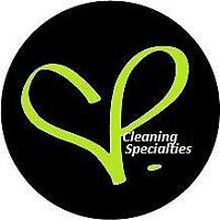 **House Cleaner Available Now!**