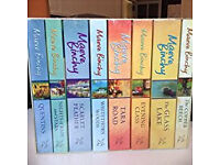18 MAEVE BINCHY novels:- EXCELLENT CONDTION NEVER READ £18 or £1.00 each ono