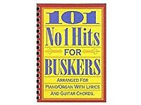 Collection of 22 101 Buskers Books