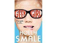 Geek Girl Book set, first three, one hardback
