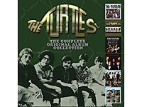 WANTED CD BOX SET THE TURTLES ORIGINAL ALBUM COLLECTION