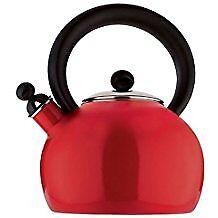 Copco 2503-1334 2 quart Bella enamel on steel tea kettle, re