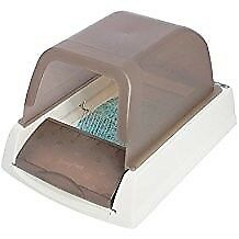 PetSafe Ultra Self-Cleaning litter box