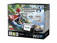 Nintendo WiiU, Preminum Pack including Mario Cart 8 32GB