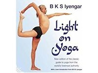Light on Yoga - Iyengar