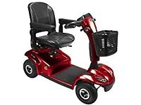 invacare leo mobilitity scooter as brand new not even done one mile 7 months old