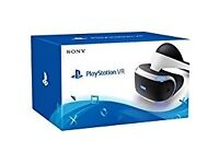 Sony Playstation PSVR + Camera (PS4) For Sale