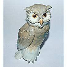Nao / Lladro Owl Figurine