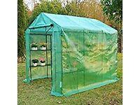 walk in greenhouse unused £30
